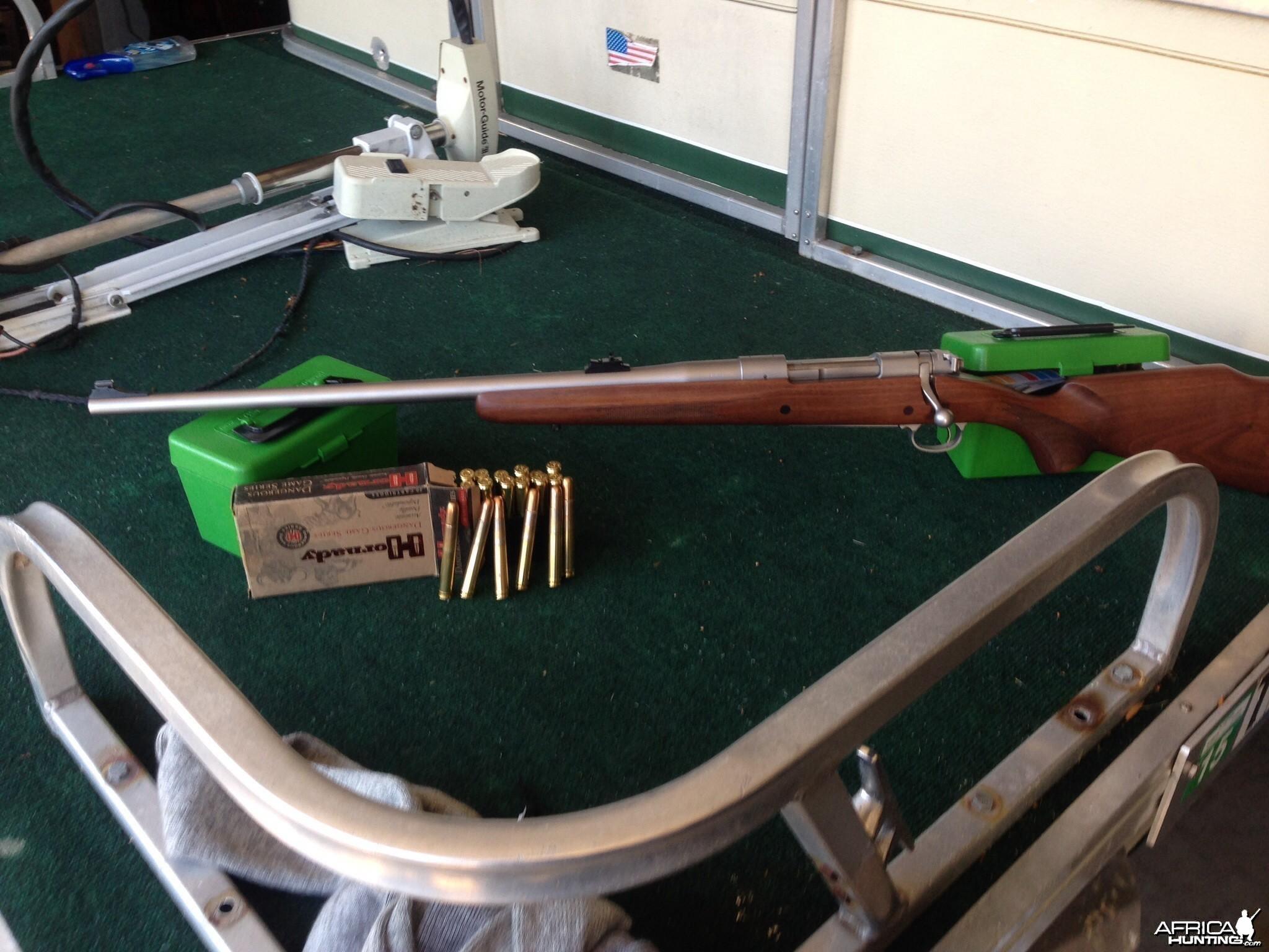 Montana rifle pic