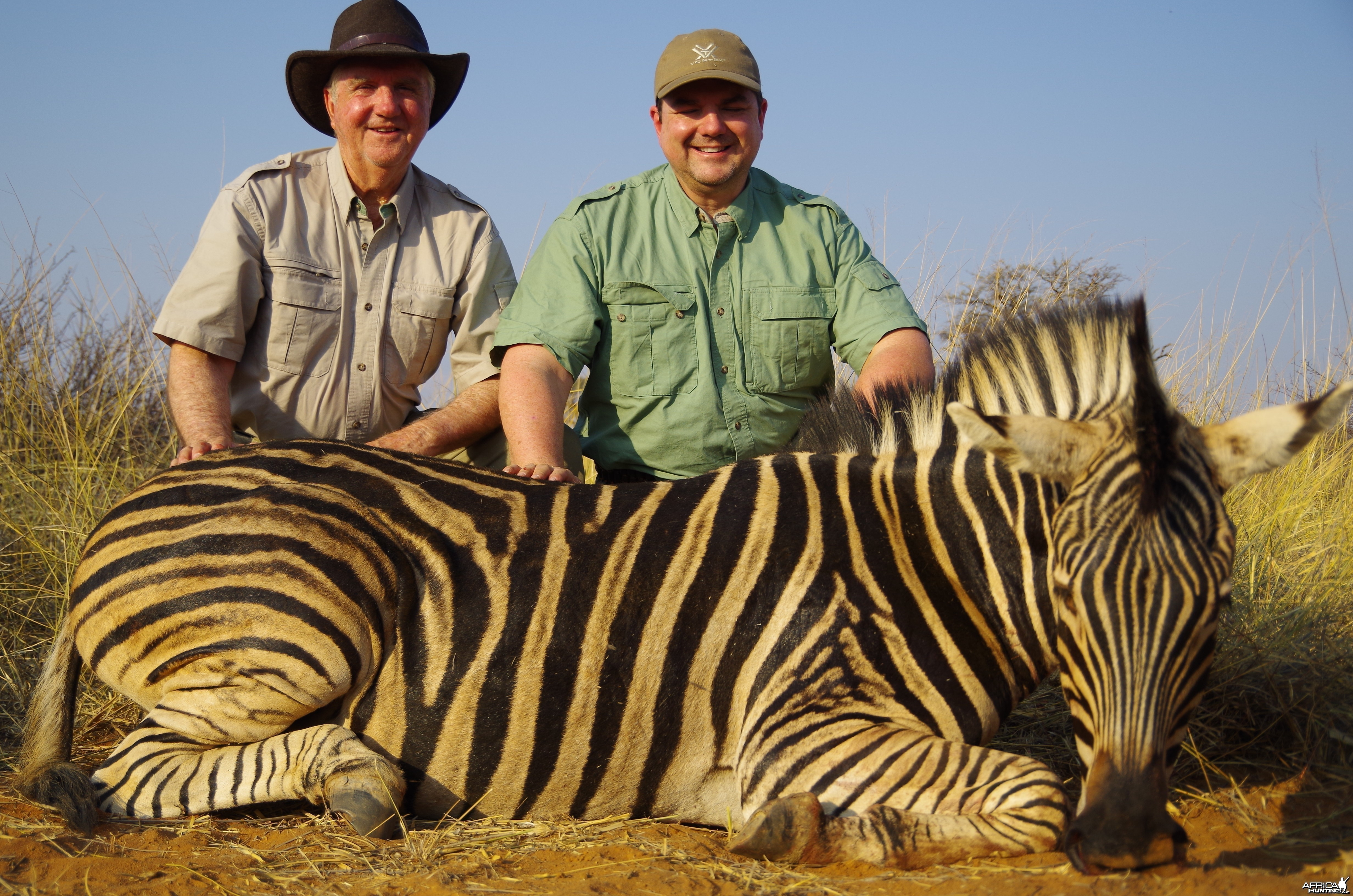 Great end to a very awesome Zebra stalk