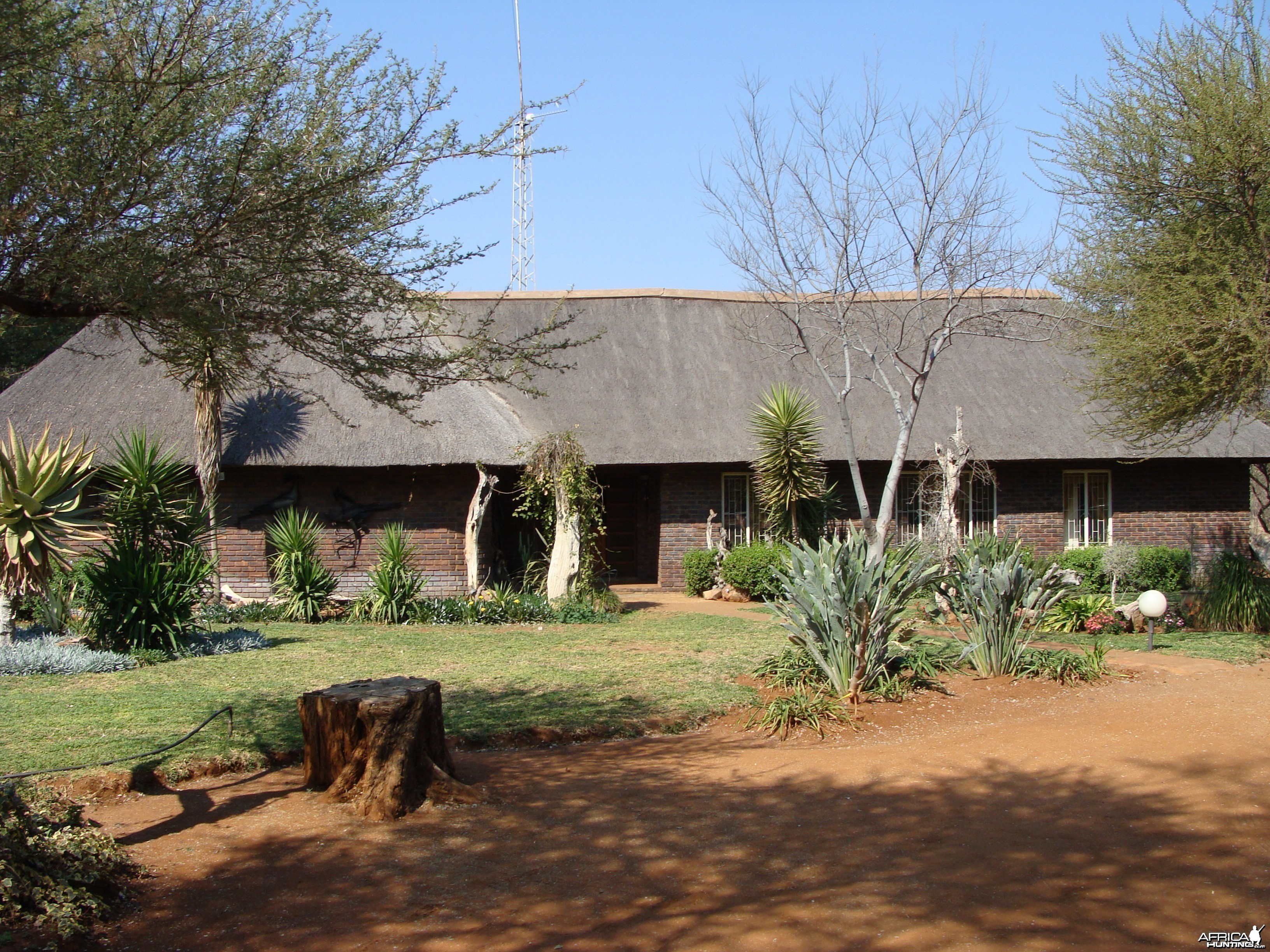 Citadel Lodge at Dries Visser Safaris