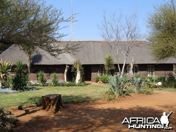 Citadel Lodge at Dries Visser Safaris