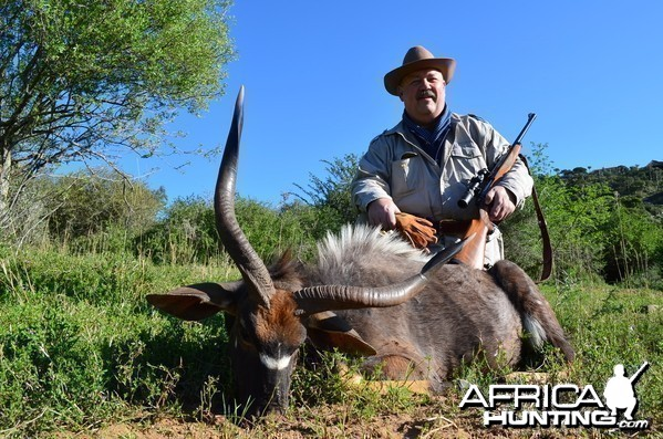 Nyala KMG Hunting Safaris