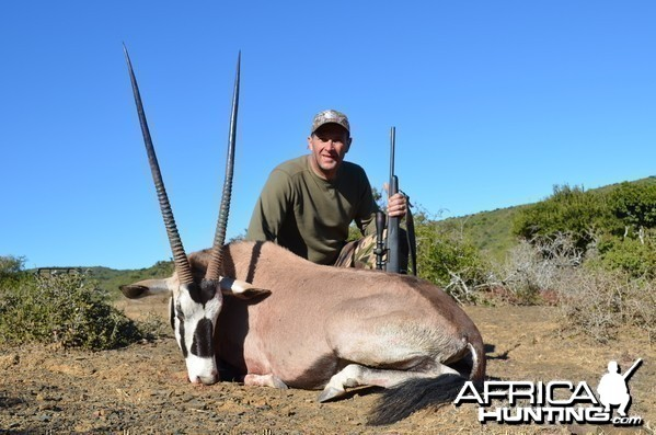 Gemsbok KMG Hunting Safaris