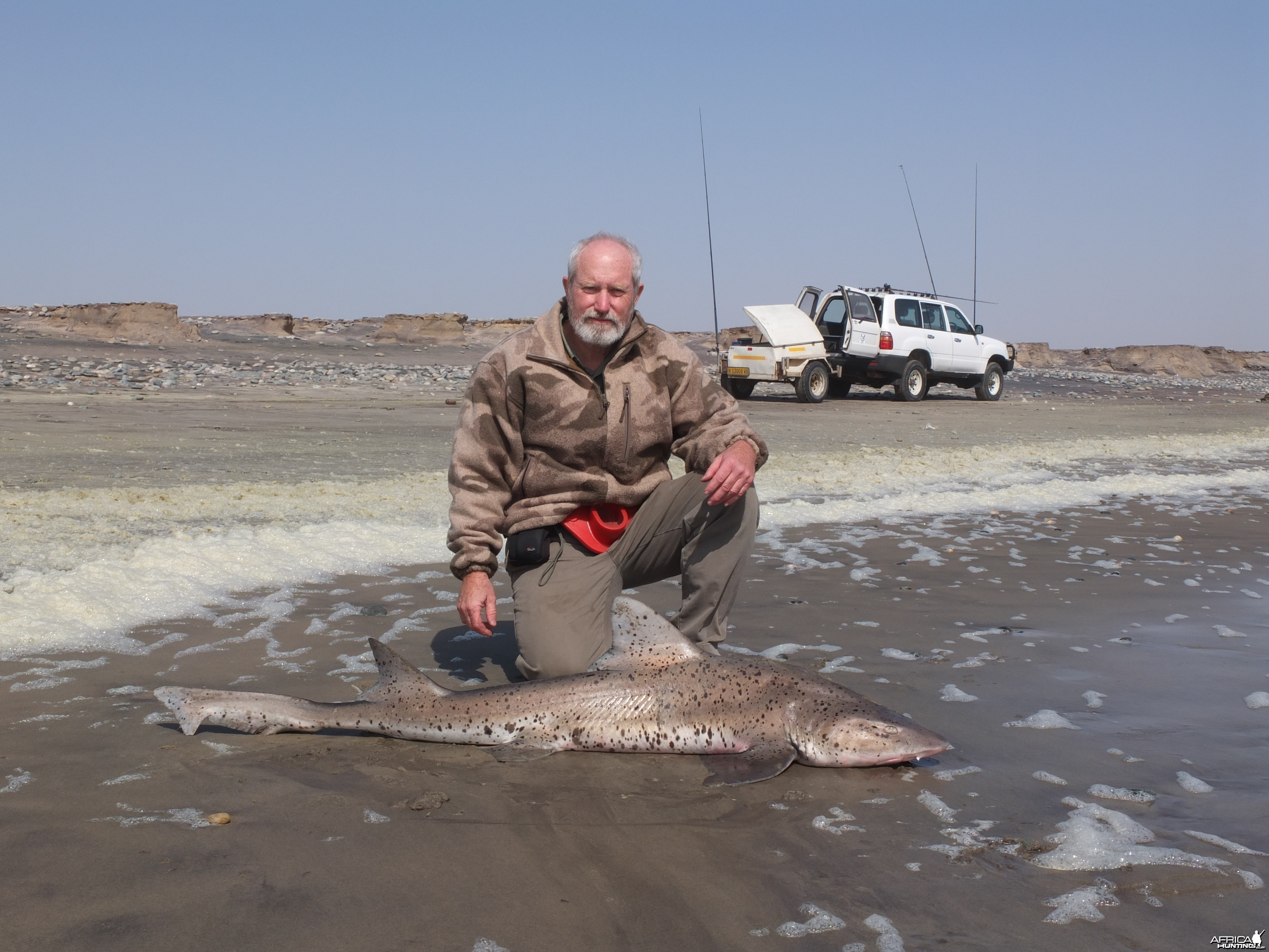 Shark Fishing with Total African Safaris