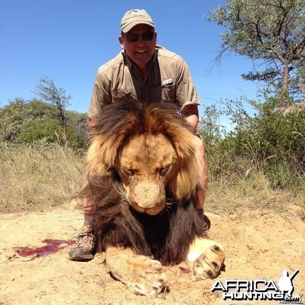 Crossbow Lion