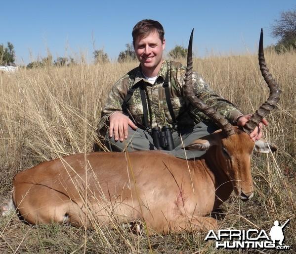 South Africa Impala
