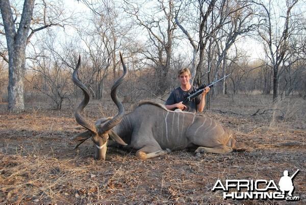 59 inch Kudu