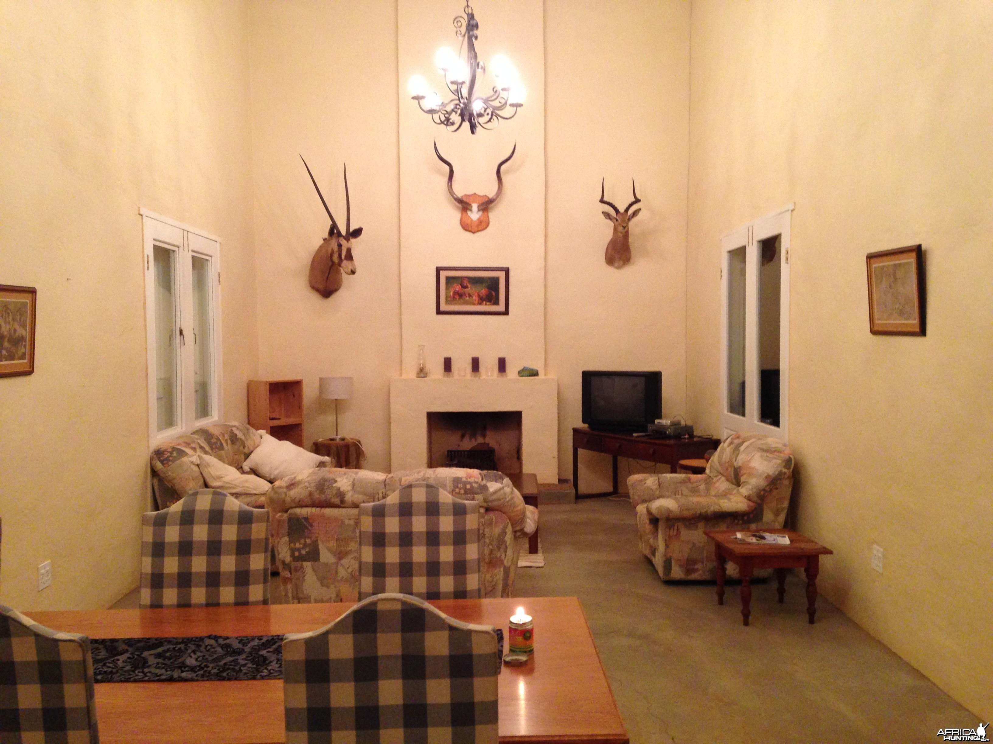 Guest house Bos en Dal Safaris