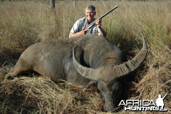 Hunting Water Buffalo in Australia