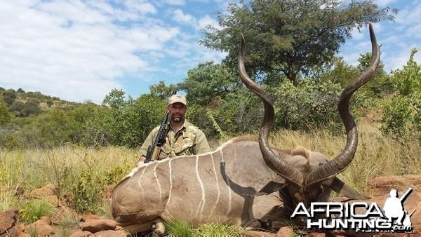 Kudu RSA Limpopo 2014
