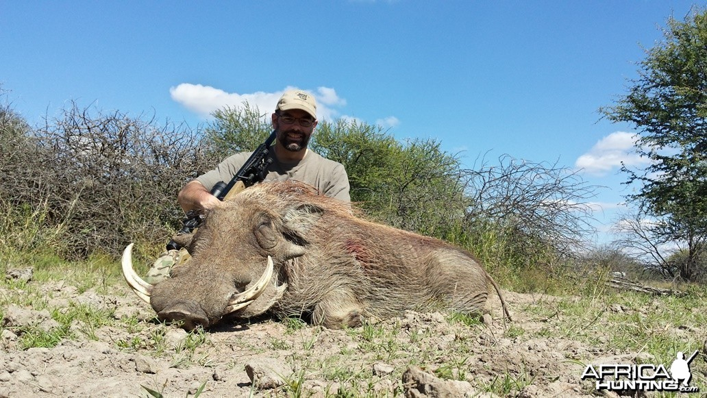 Warthog RSA Limpopo 2014
