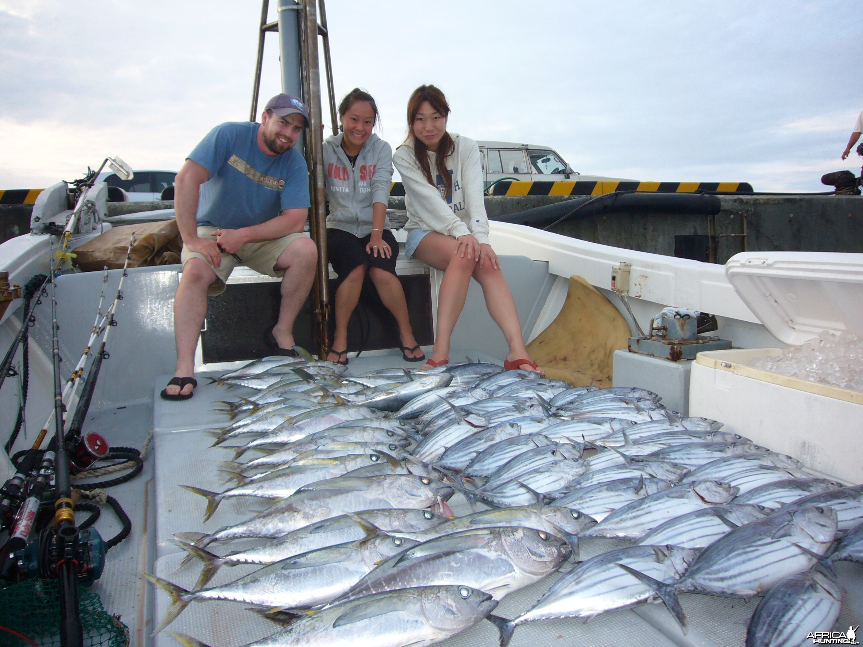 Okinawa Ocean Fishing