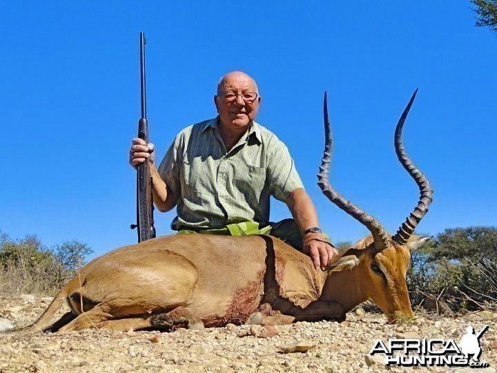 Impala ~ Limpopo Valley, RSA
