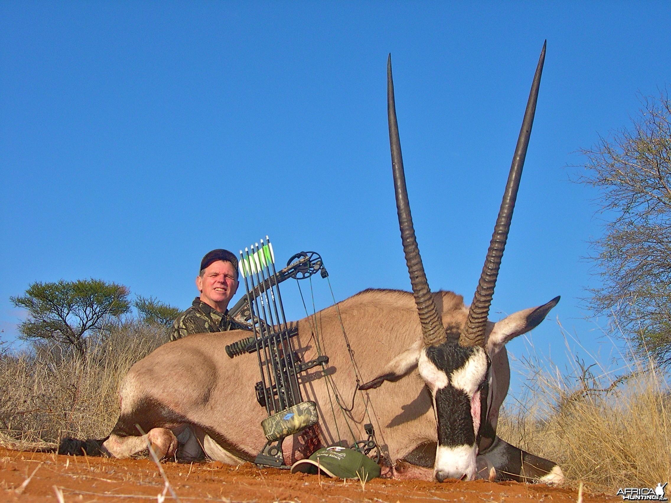 Gemsbuck ~ Limpopo Valley, RSA