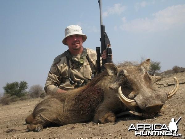 2012 Warthog Limpopo
