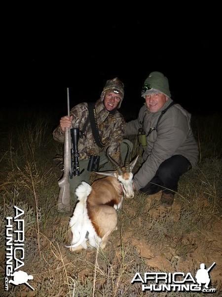 Springbok cull