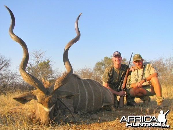 Kudu ~ Limpopo Valley, South Africa