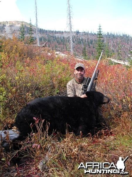 Big Black Bear & 7mm STW