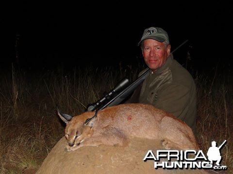 Free State Caracal