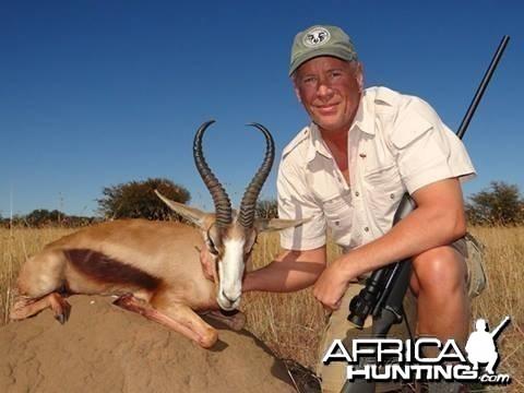 Free State Copper Springbok, June 2014
