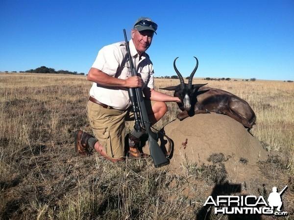 Free State Black Springbok, June 2014