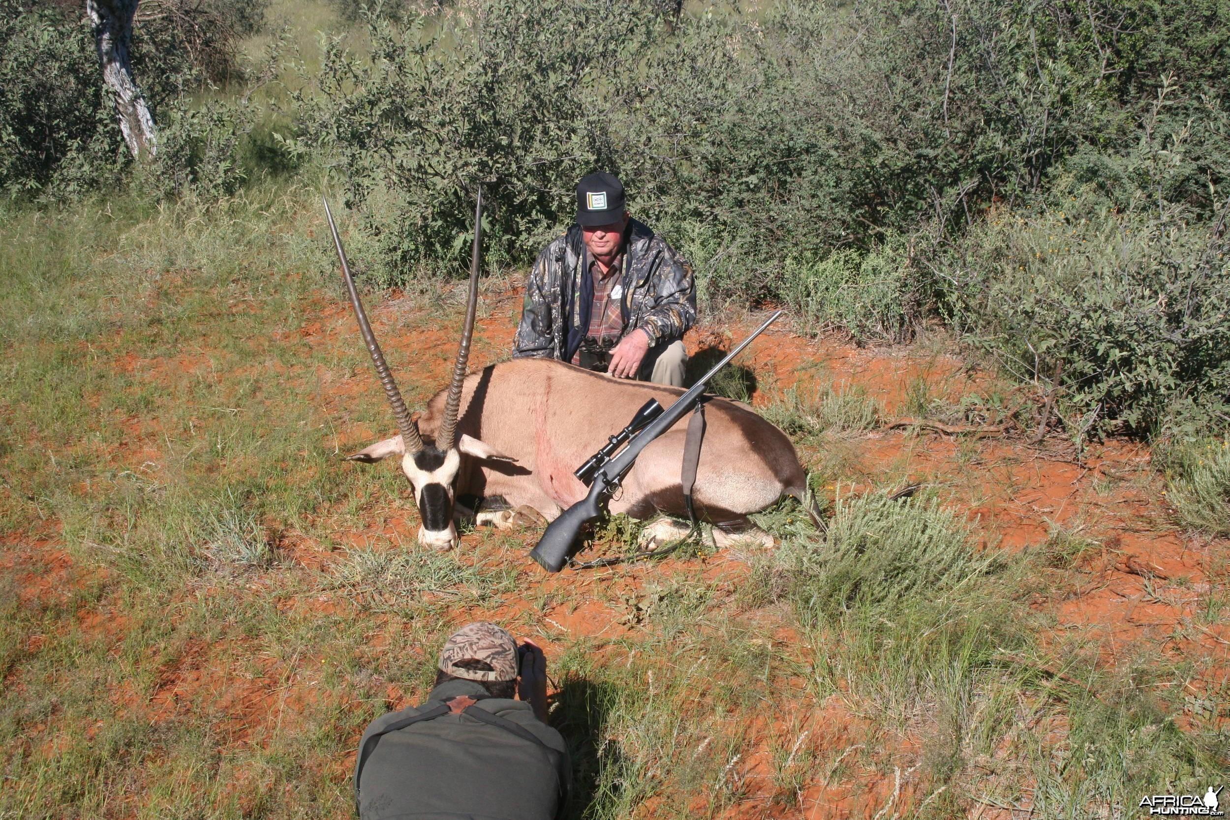 Gemsbok - South Africa