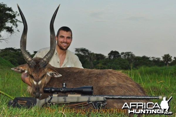 East African Sitatunga