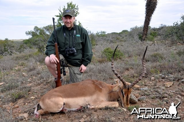 Chris Safari - Eastern Cape - October 2009