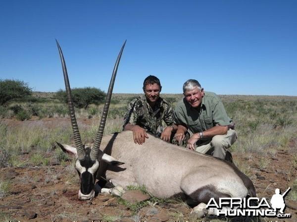 """42"""" Oryx Bull"""