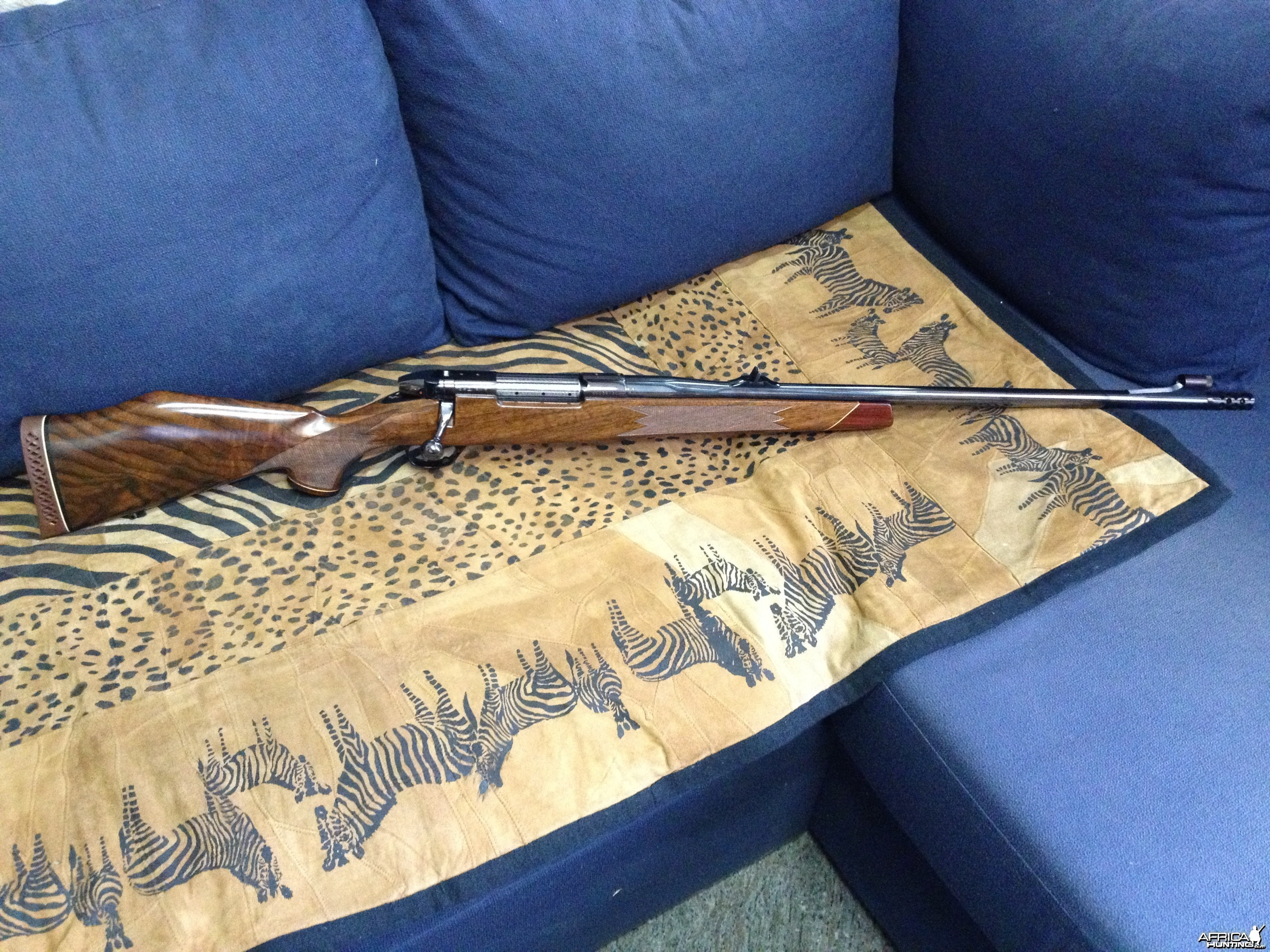Weatherby Mk V Deluxe 416 Wby Mag.