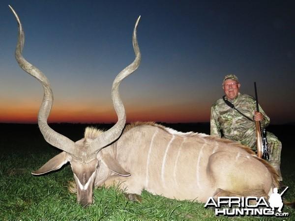 61.5 inch Kudu