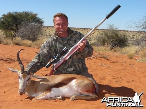 "15"" Kalahari Springbok"