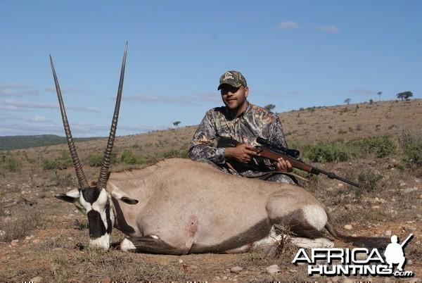 Gemsbuck - Tootabi Hunting Safaris