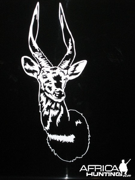 Bushbuck Decal Stickers