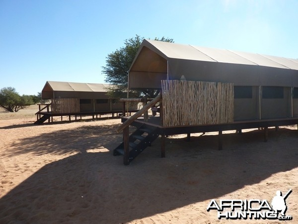 Kalahari Tented Accomodation - Tootabi
