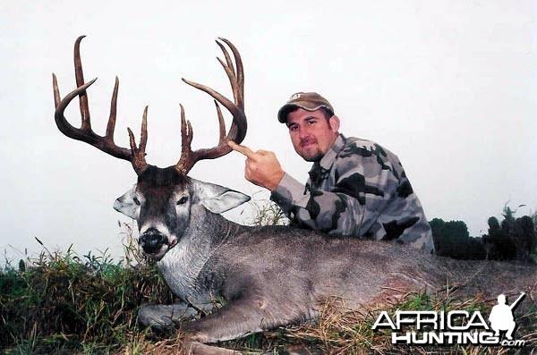 Whitetail Hunt Texas