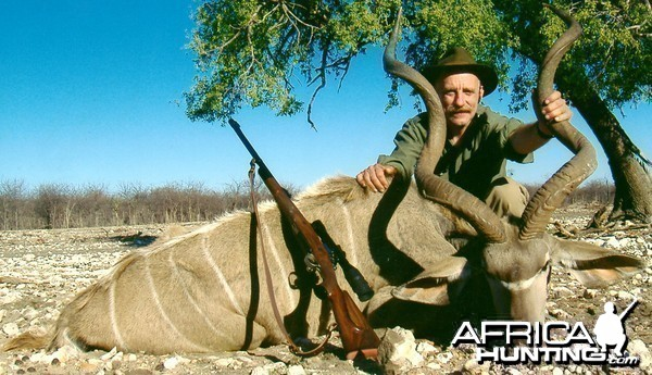 Kudu from Omalanga Safaris Namibia