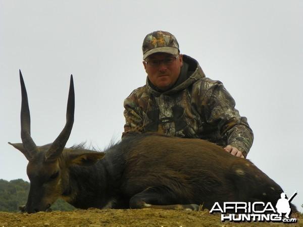 Bushbuck KMG Hunting Safaris