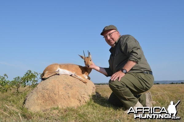 Rhebok KMG Hunting Safaris