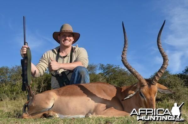 Impala KMG Hunting Safaris