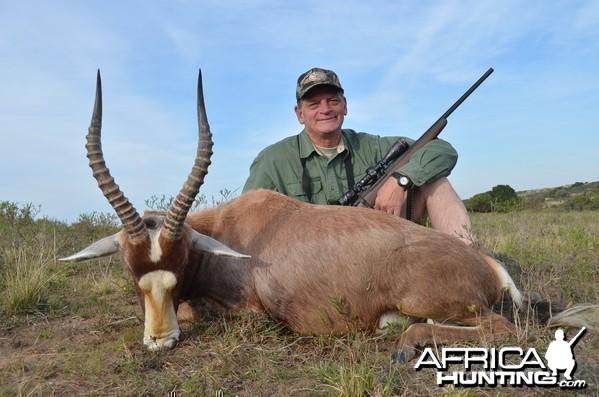 Blesbok KMG Hunting Safaris
