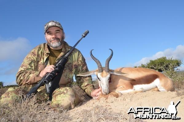 Springbok KMG Hunting Safaris
