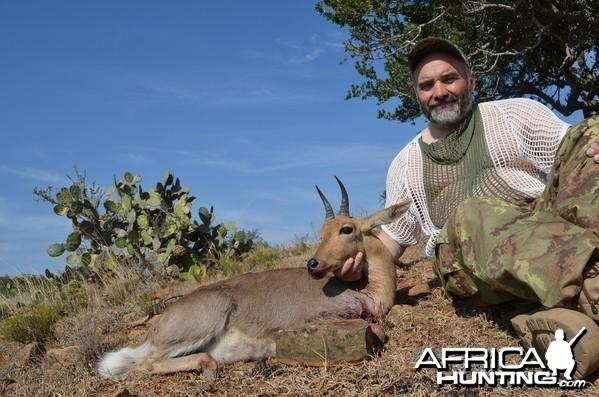 Reedbuck KMG Hunting Safaris