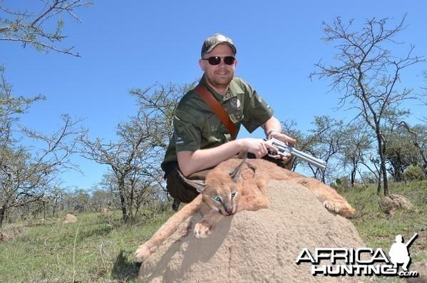 Caracal KMG Hunting Safaris