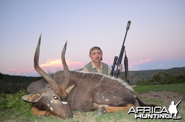 Nyala KMG Hunting Safaris