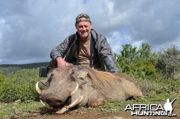 Warthog KMG Hunting Safaris