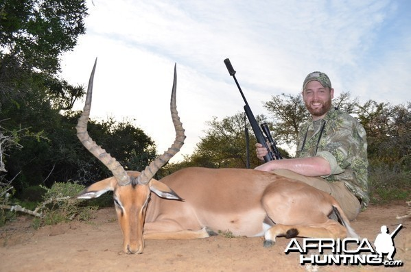 Impala KMG Hunting Safaris