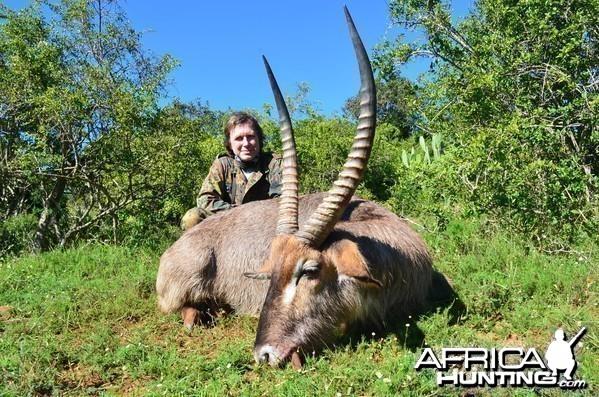 Waterbuck KMG Hunting Safaris