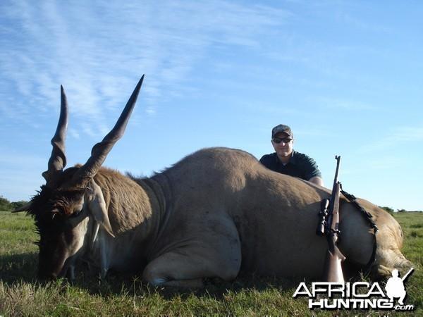 Eland KMG Hunting Safaris