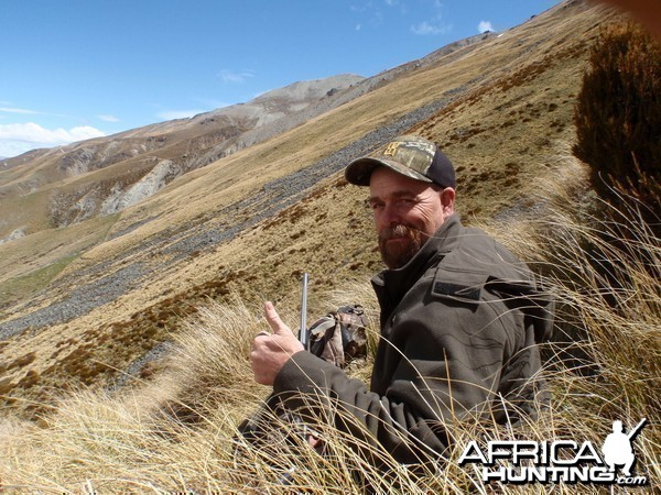 Summer Time Tahr Hunting 2014