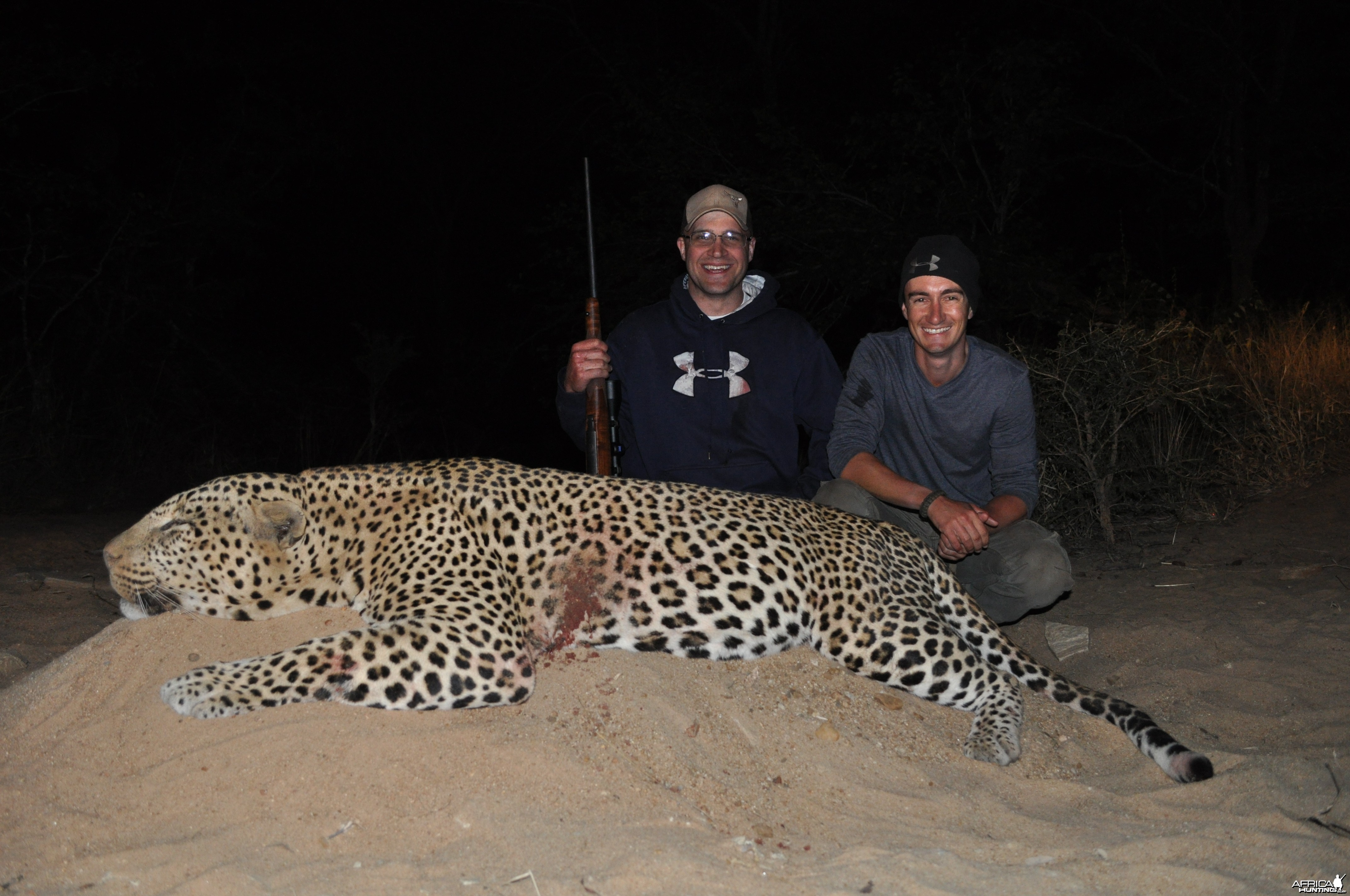 2014 Leopard W/ Shaun Buffee